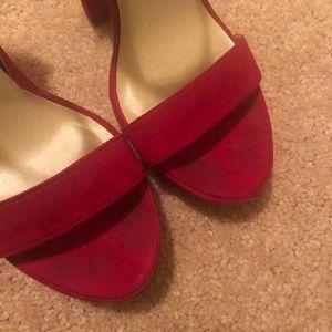 "Chinese Laundry Shoes - 5.5"" Platform Heels"